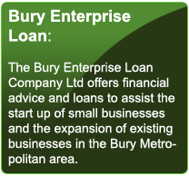 Bury Enterprise Loan