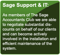Sage Support and IT